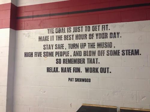 élvezd, egyensúly, edzés