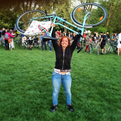 I bike BP 2015 bringaemelés