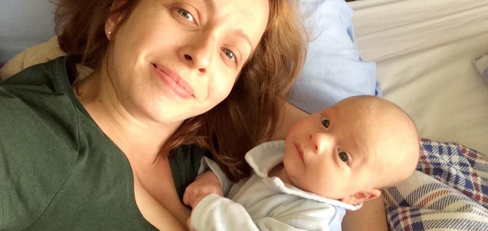 első 6 hét kisbabával