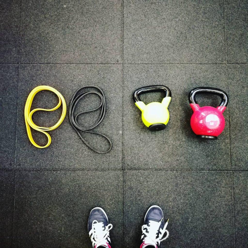 Erősödni és edzeni jó!