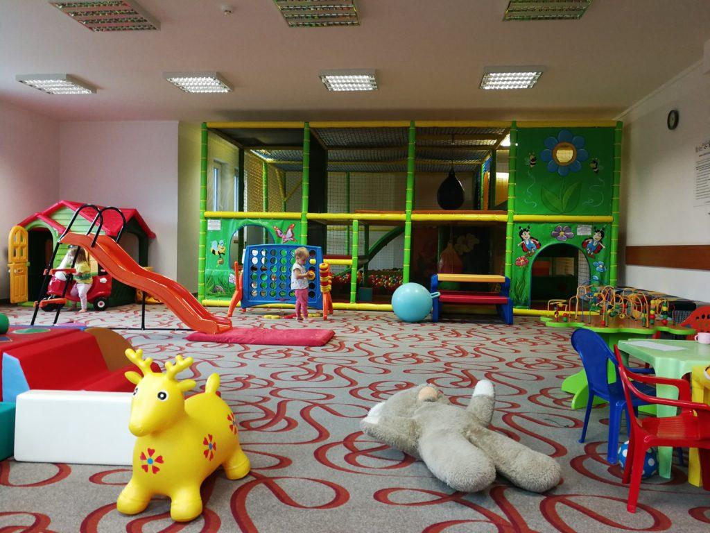 Wellness Hotel Katalin játszószoba